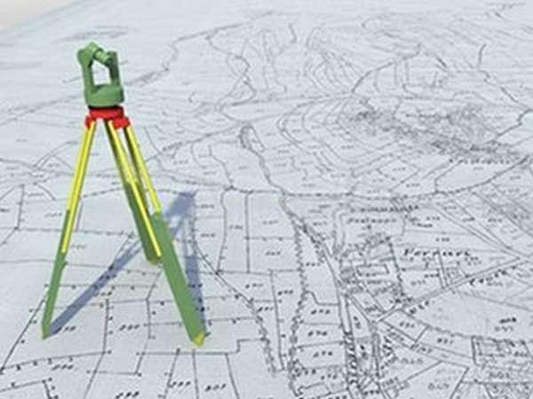 Как создается схема планирования организации земельного участка
