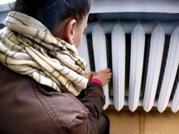 График теплоносителя в зависимости от наружной температуры