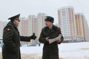 Военнослужащий может претендовать на жилье в любом уголке страны
