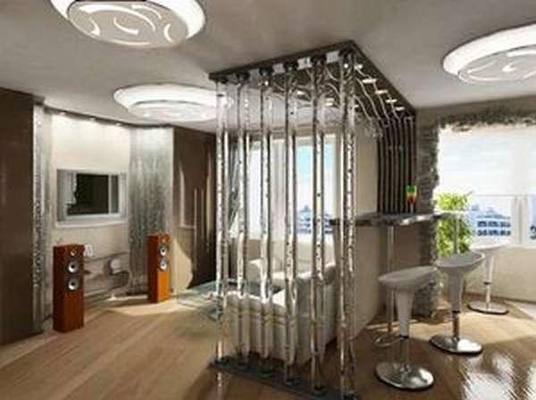 Дизайн проекта квартиры студии