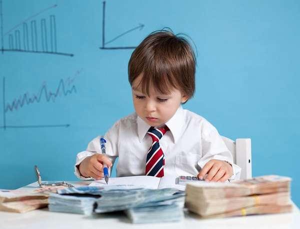 Налог на имущество несовершеннолетних детей: как платится