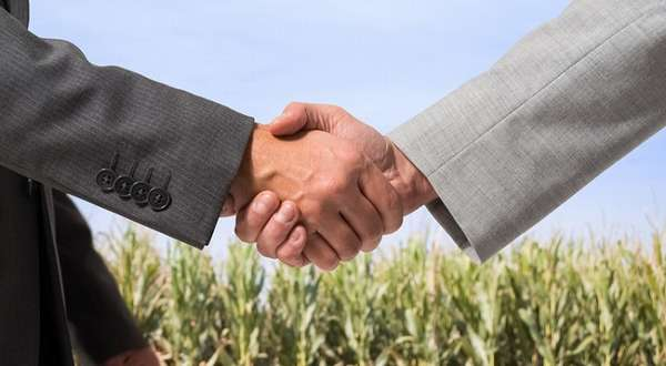 Арендный договор на землю
