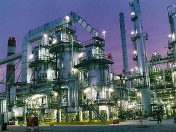 Промышленность нефтехимическая - полезные ископаемые