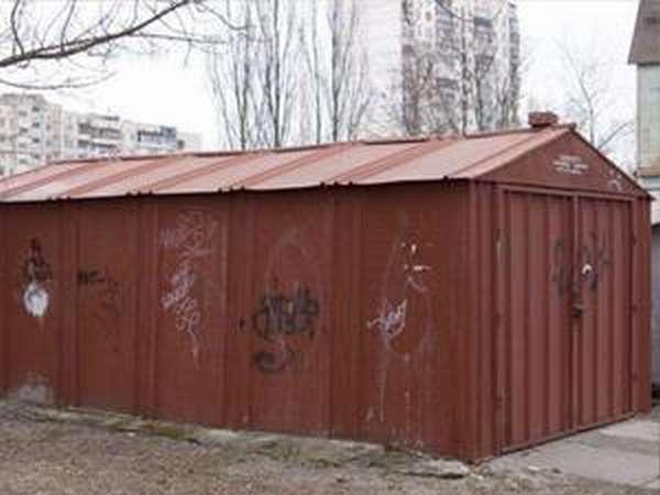 Как оформить гаражное строение в собственность