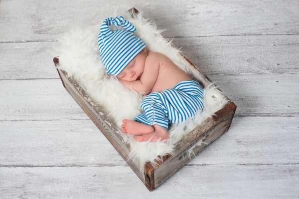 как зарегистрировать ребенка после рождения