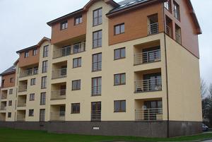 монолитное здание