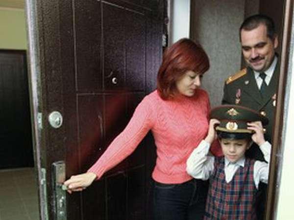 Как проверить очередь на жилье военнослужащим: вход в единый реестр