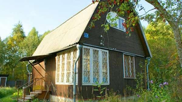 Дом в садоводческом товариществе - особенности оформления