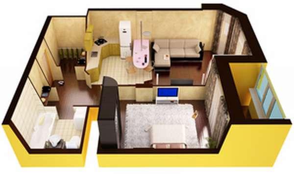 Что означает термин апартаменты