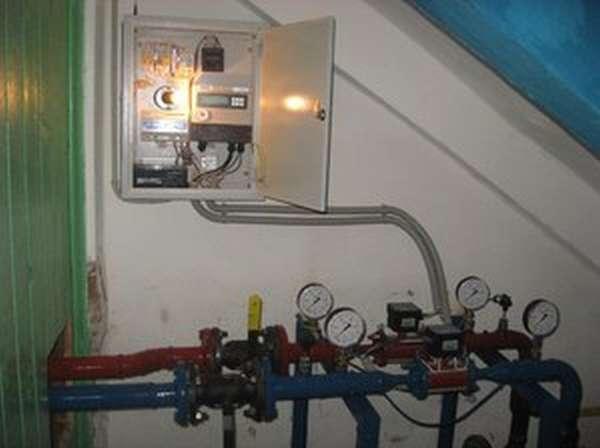 Тепловые приборы учета в многоквартирном доме