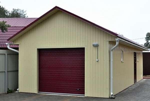 Как оформить гараж на своем участке в 2018г.