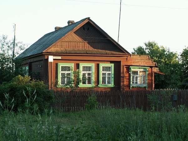 дом в деревне бесплатно