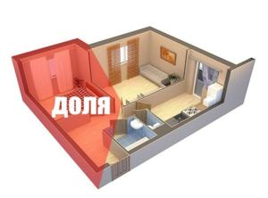 В числе прочих документов, предоставляется план квартиры, в которой выделяется доля ребенка.