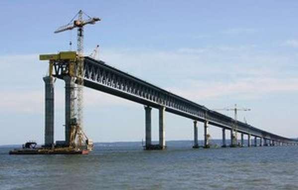 Мост - линейное капитальное строение