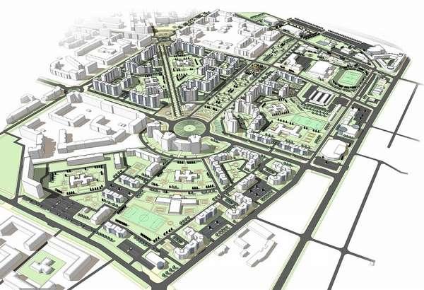 Формирование градостроительного плана