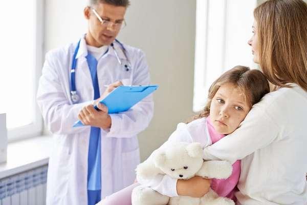 Больничный ребенка