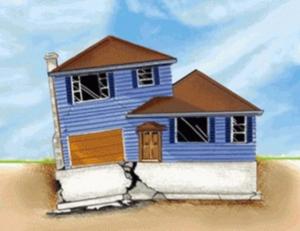 Плохое состояние дома может послужить отказом в признании его пригодным для проживания