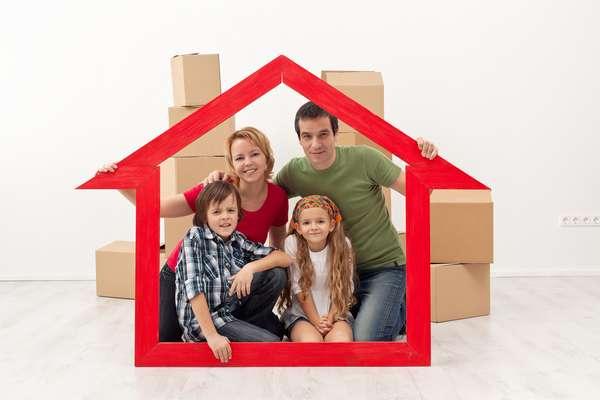 Можно ли в ипотечной квартире выделить доли детям (ребенку)