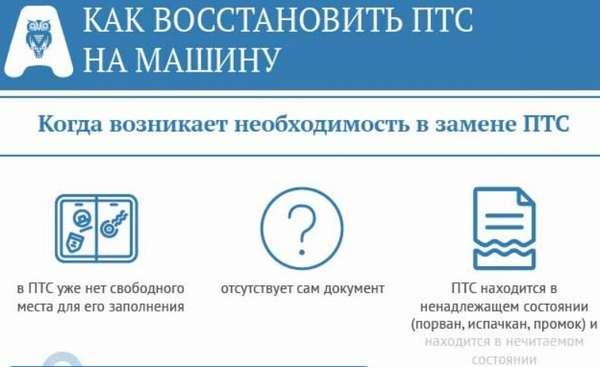 технический паспорт транспортного средства
