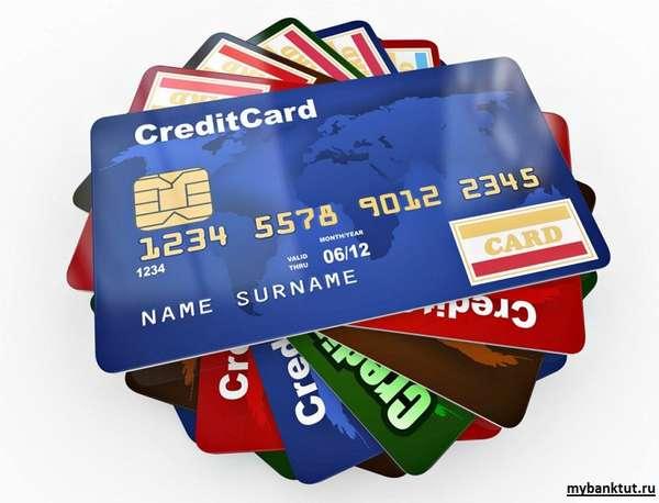 Снятие наличных с Сбербанковской кредитки