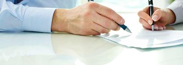 Оформление документа по продаже автомобиля