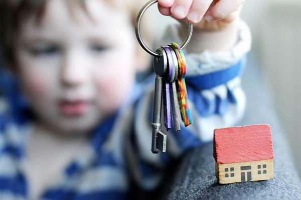 Приватизация квартиры с несовершеннолетним ребенком - участие ...