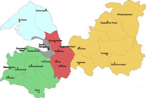 К границам муниципальных образований предъявляются определенные требования