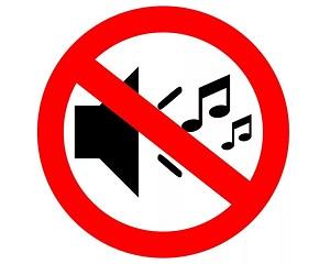 когда запрещено шуметь?