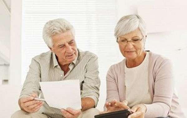 категория пенсионеров