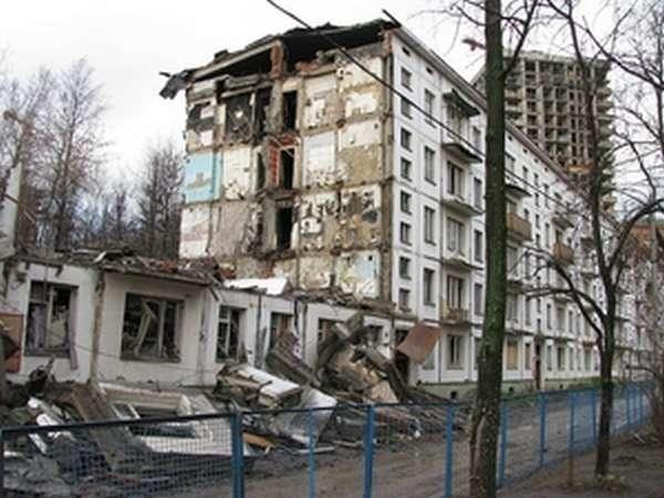 Аварийное жилье - проблема многих регионов