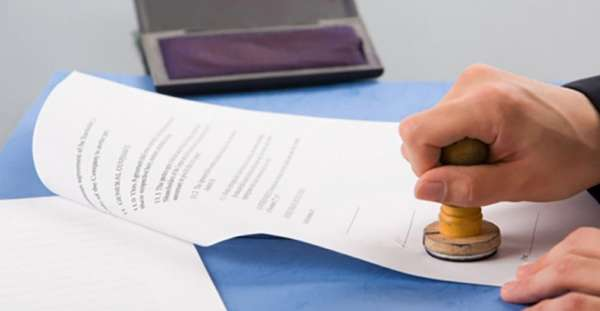 Заверить копию документа у нотариуса быстро и надежно   Частный ...