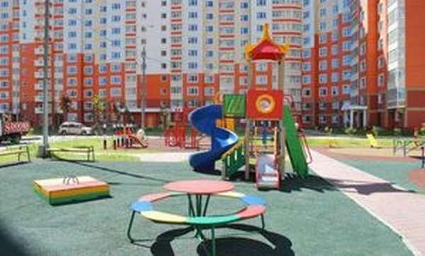 Детская площадка мортонград бутово 3-я очередь