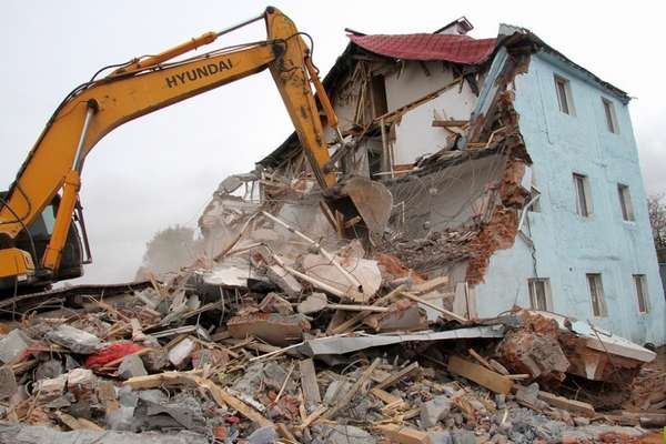 снос ветхого и аварийного жилья (главный ключ)