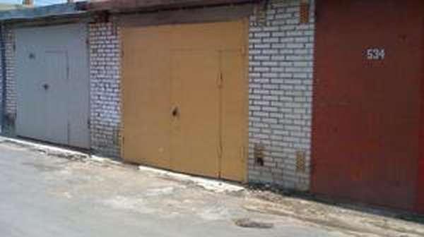 Как оформить землю под корпоративным гаражом