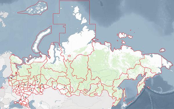 Определение границ земельного участка по кадастровому номеру, по адресу и на местности?