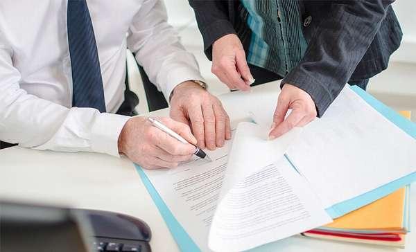 Оформление договора аренды