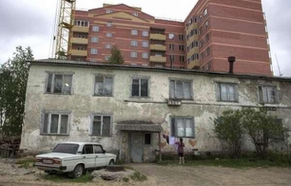 Переселение из ветхих домов ждет многих россиян