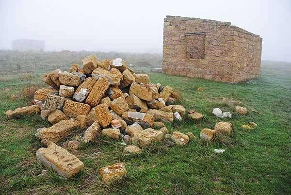 Самозахват земли в Крыму