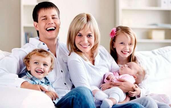 Определение по закону России: многодетная семья – это сколько детей