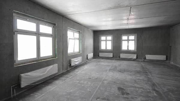 как принимать квартиру у застройщика без отделки